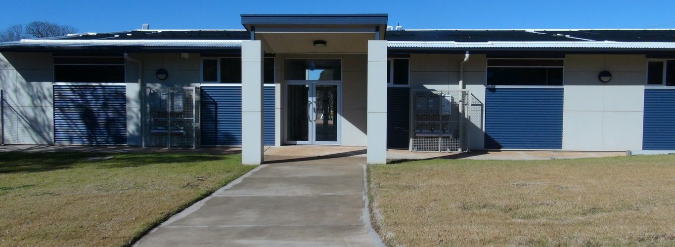 Eudunda Caravan Park Amenities Block