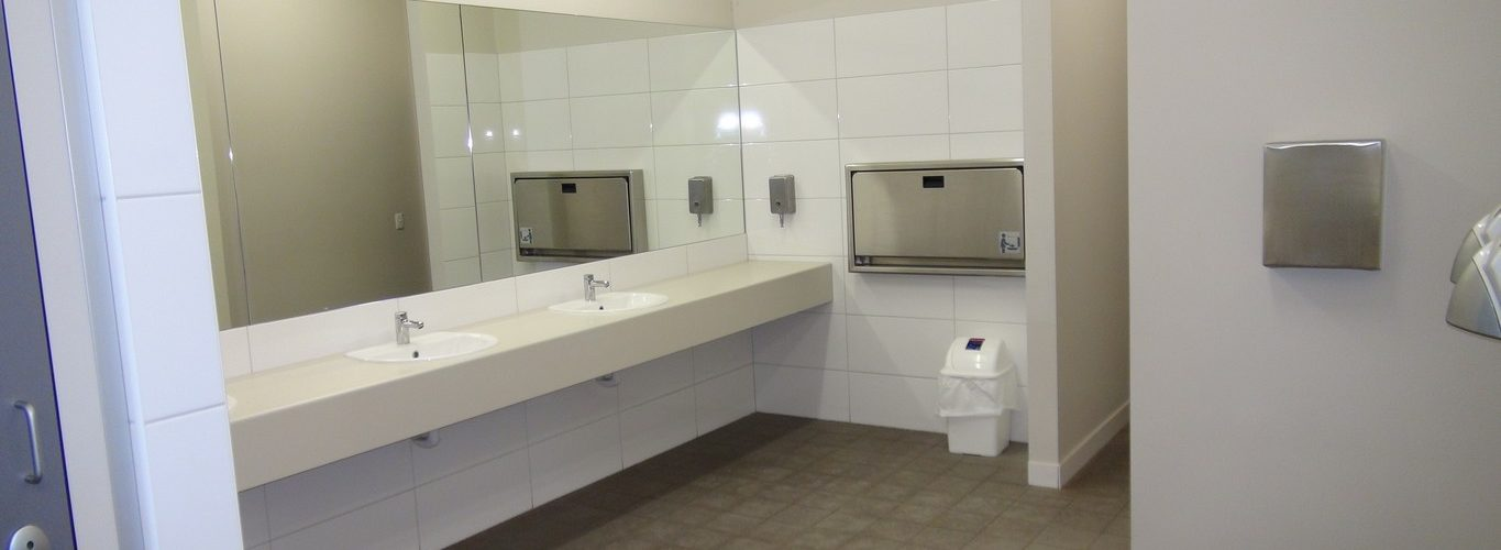 Amenities Block - Keypad Access Shared Modern, Clean Facilities